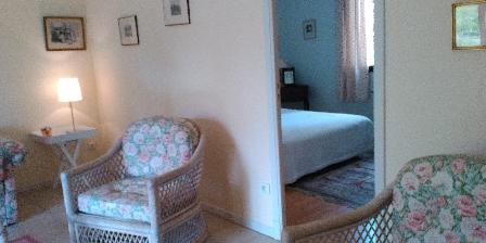 Chambre d'hotes Le Jourdy > suite magnolia