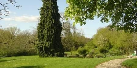 Domaine de la Roche Le parc