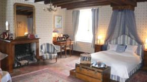 bed & breakfast Loir-et-Cher - Room  les vieux livres