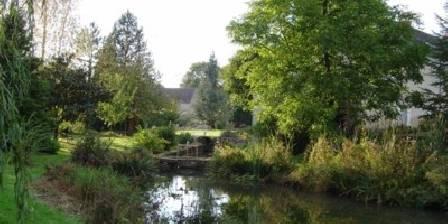 Moulin de Choiseaux Plan d'eau