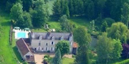 Moulin de Choiseaux Le moulin vu du ciel