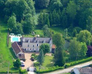 bed & breakfast Loir-et-Cher - The Mill from Sky