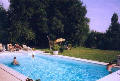 bed & breakfast Loir-et-Cher - The pool