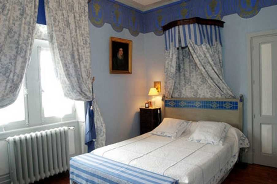 Chambre d'hote Loire - Chambre Pochoirs