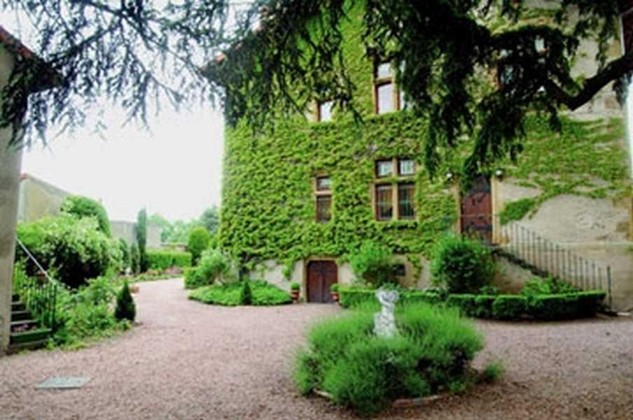 Chambre d'hote Loire - Manoir