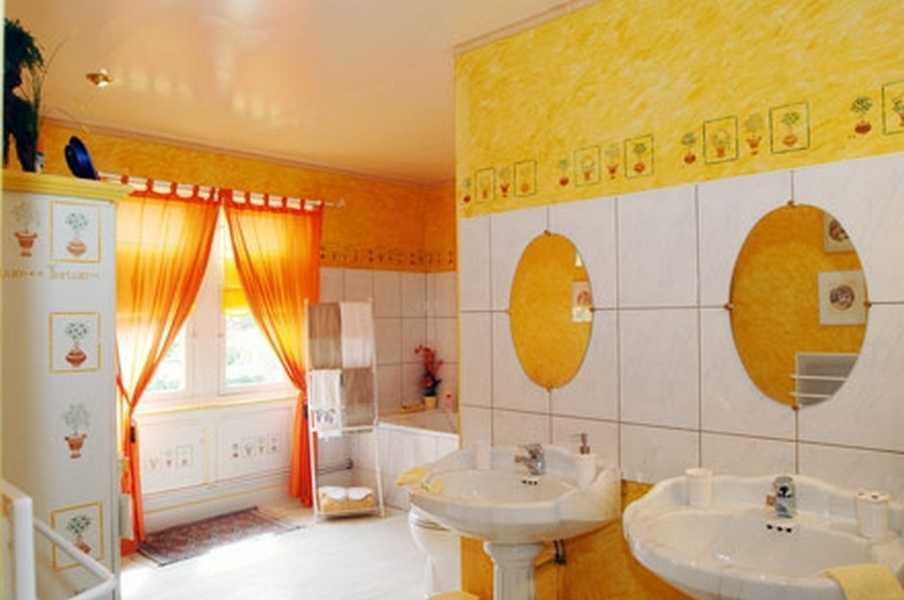 Chambre d'hote Loire - Salle de bains Angelots