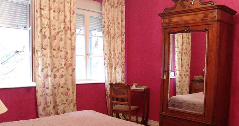Chambre d'hote Meuse - Chambre Hydrangea