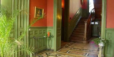 Villa Roassieux The entrance hall