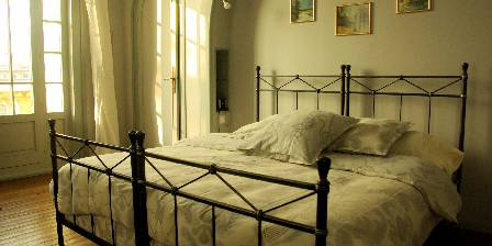 Villa Roassieux Tilleul bedroom