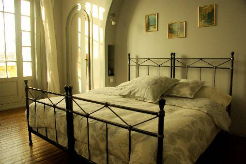 bed & breakfast Loire - Tilleul bedroom