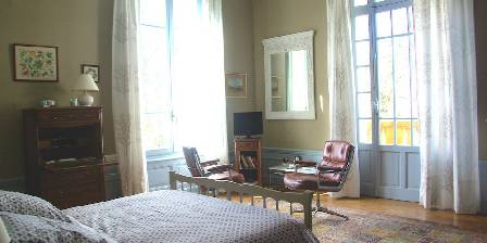 Villa Roassieux Marronnier bedroom
