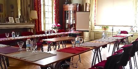 Chambre d'hotes Villa Roassieux > Salle de réunion pour séminaires
