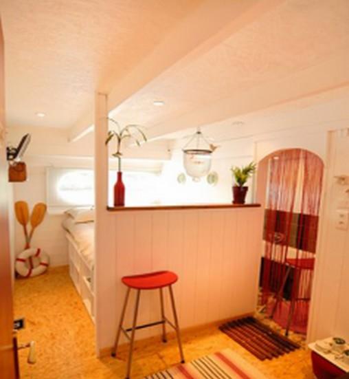 Chambre d 39 hotes insolite en p niche cers h rault roussillon - Chambres d hotes herault ...