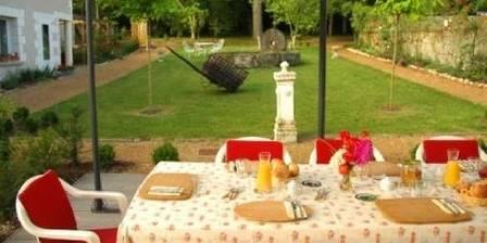 Manoir du Parc Petits déjeuners en terrasse