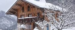 Gastezimmer Chalet Chatelet