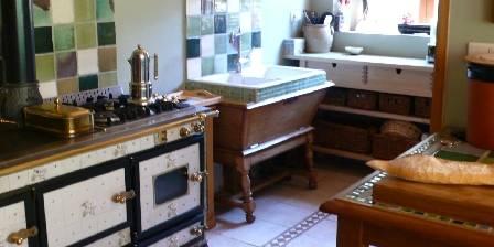 Chalet Chatelet Piano Italien dans la Salle à Manger