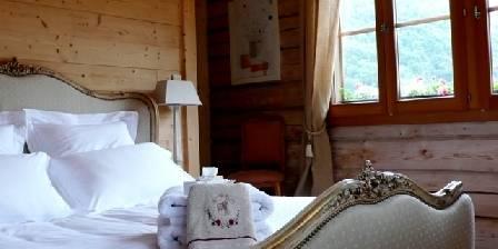 Chalet Chatelet Vive la France bedroom