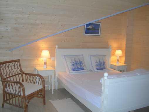 Chambre d'hote Finistère - chambre des îles