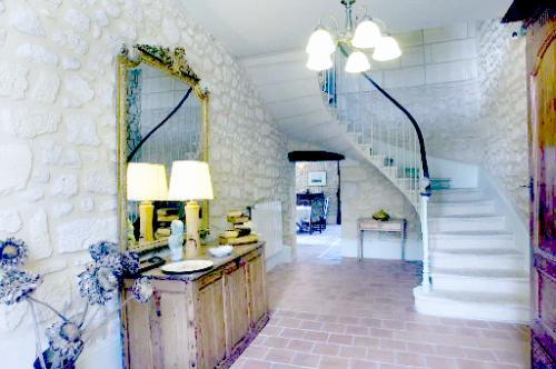 bed & breakfast Gironde - Beau Séjour Entrance Hall