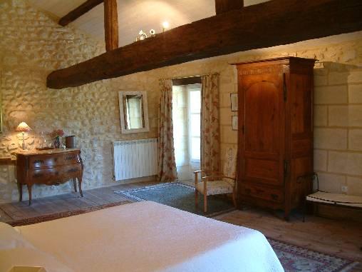 bed & breakfast Gironde - Chambre Plaisance