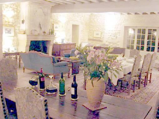 bed & breakfast Gironde - Beau Sejour Salon