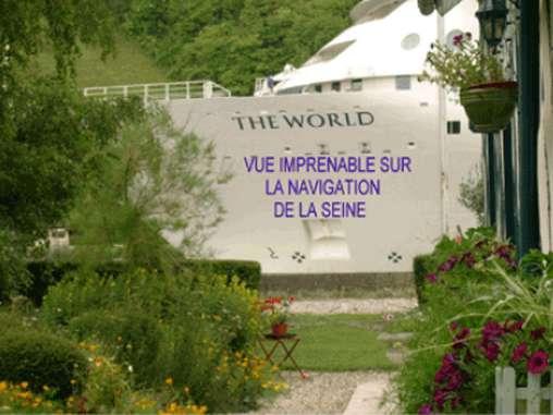 Au Fil De L 39 Eau Jumieges Chambres D 39 Hotes Seine Maritime