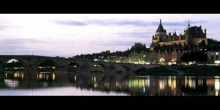 Pont et le château de Gien