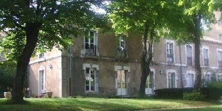 Château de Pardailhan L'aile ouest du château