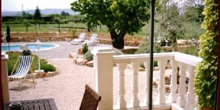 Terre de Vigne Terrasse privée