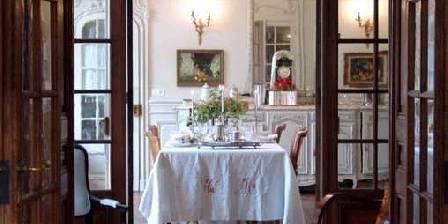 Chateau de la Presle La table dréssée