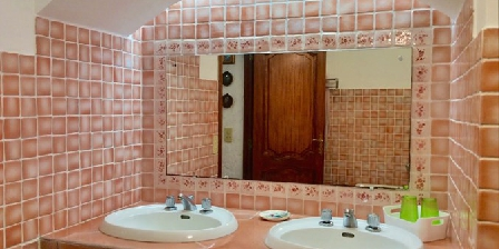 L'Air du temps Vent vert  Bathroom