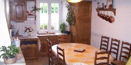 Chambres d'hotes au Saint Avit La cuisine