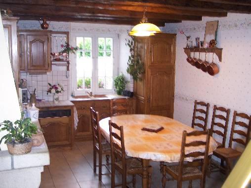 Chambre d'hote Manche - La cuisine