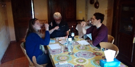 La petite Madeleine Dégustation de vins