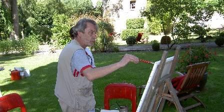 L'ile aux Peintres Stage de peinture