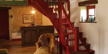 La Ruette Le bar sous l'escalier