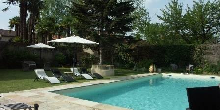 La Baguenaude Jardin & piscine