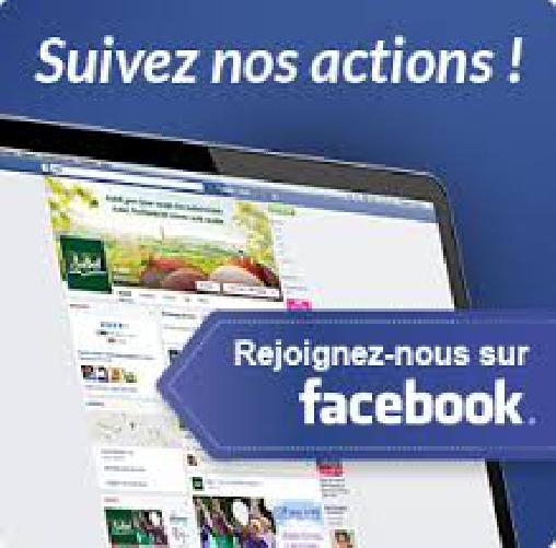 Suivez nous sur Facebook Les Volets BLEUS