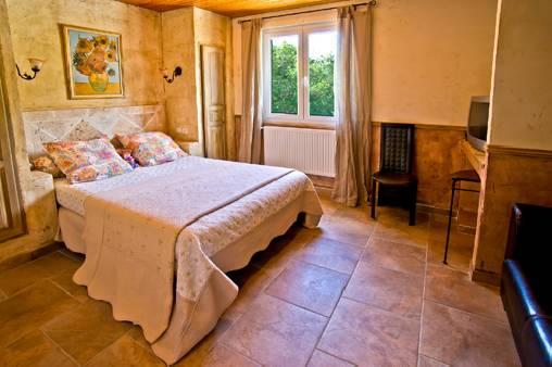 Chambre d'hote Alpes de Haute Provence - La suite tournesol