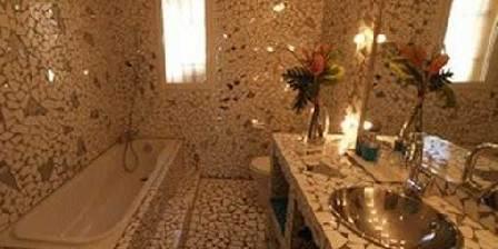 Le Clos des Chevaliers Salle de bain chambre Vénitienne