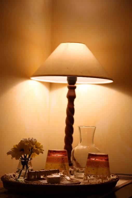 Chambre d'hote Loire - chambre jaune