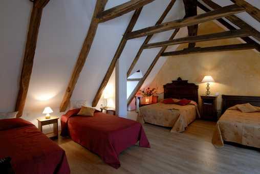 Chambre d'hote Aveyron - Chambre Aigremoine