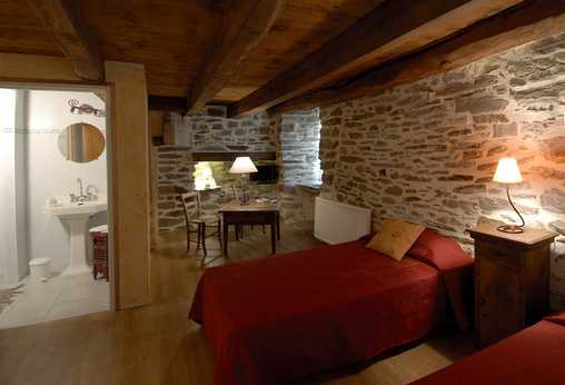 Chambre d'hote Aveyron - Chambre Gentiane