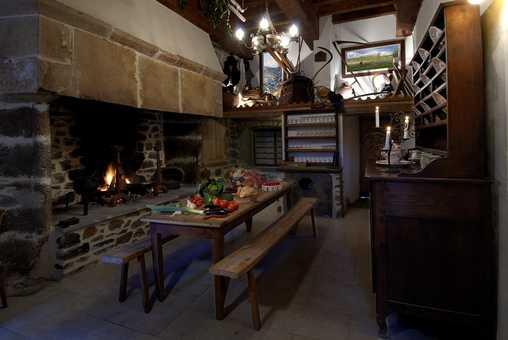 Chambre d'hote Aveyron - Cuisine