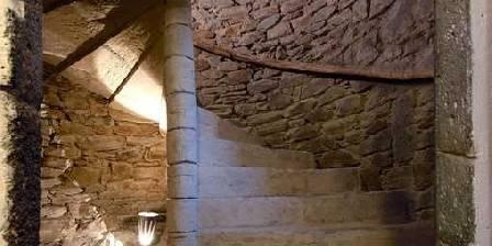 La Tour des Chapelains Escalier à vis du XVè siècle