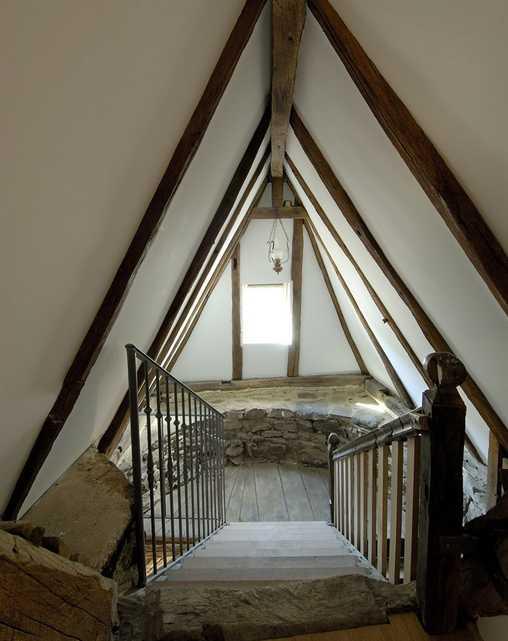 Chambre d'hote Aveyron - Accès chambre  n° 3