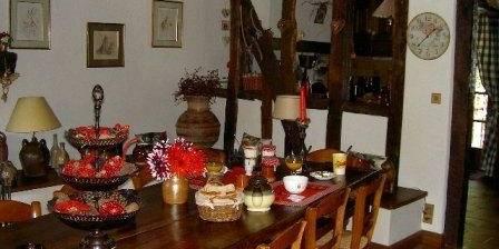 L'Enchantée La salle à manger