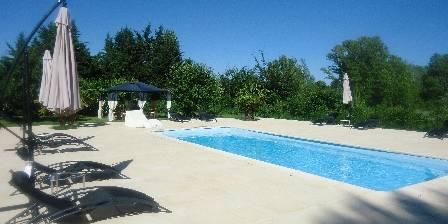L'oasis La piscine
