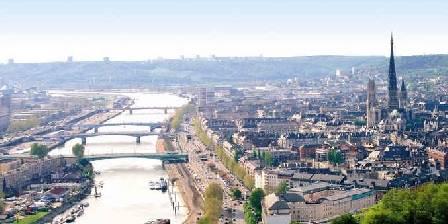 D House La ville de Rouen