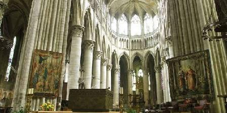 D House L'intérieur de la cathédrale de Rouen